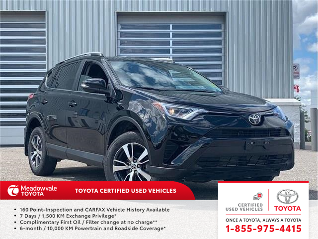 2018 Toyota RAV4 LE!! JUST TRADED IN !! (Stk: 31495) in Mississauga - Image 1 of 18