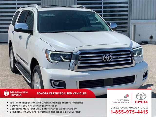 2018 Toyota Sequoia PLATINUM! 2018 CLEAROUT ! (Stk: 31487) in Mississauga - Image 2 of 20
