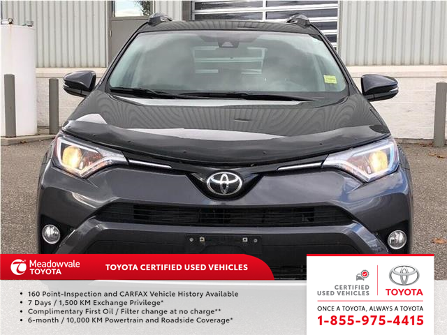 2017 Toyota RAV4 XLE!! JUST TRADED IN !! (Stk: M200286A) in Mississauga - Image 2 of 15