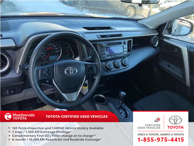 2015 Toyota RAV4 LE!! NEW ARRIVAL !! (Stk: 31519) in Mississauga - Image 2 of 19