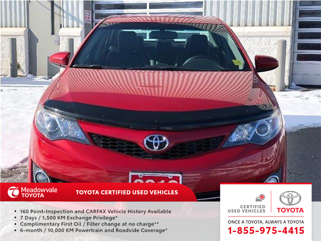 2012 Toyota Camry SE (Stk: M200282A) in Mississauga - Image 2 of 18