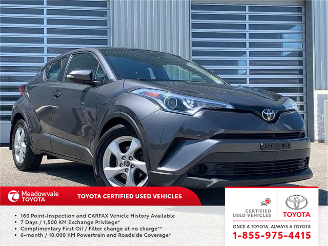 2018 Toyota C-HR XLE (Stk: 31579) in Mississauga - Image 1 of 18