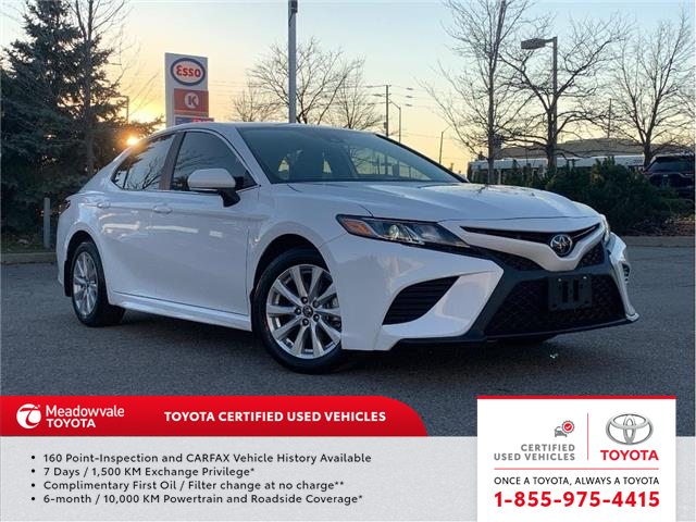 2019 Toyota Camry SE (Stk: 31627) in Mississauga - Image 1 of 11