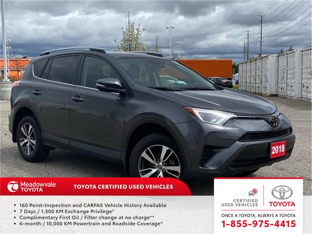 2018 Toyota RAV4 LE (Stk: 31665) in Mississauga - Image 1 of 13