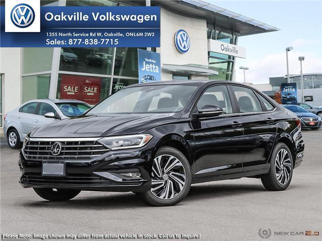 2019 Volkswagen Jetta 1.4 TSI Execline (Stk: 20835) in Oakville - Image 1 of 23