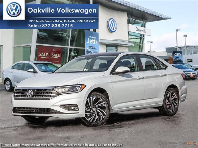 2019 Volkswagen Jetta 1.4 TSI Execline (Stk: 20628) in Oakville - Image 1 of 23