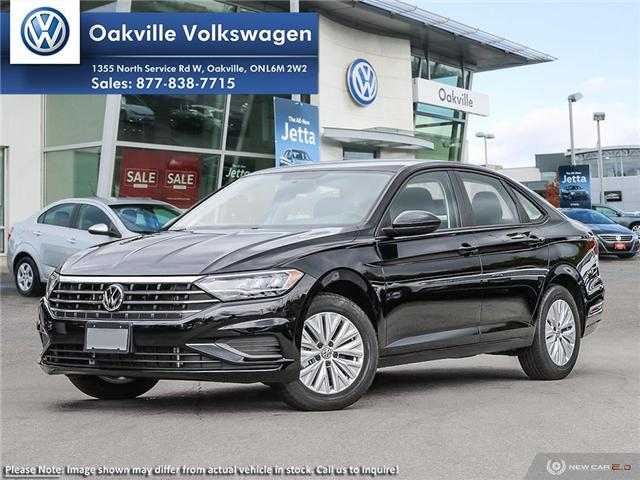 2019 Volkswagen Jetta 1.4 TSI Comfortline (Stk: 20525) in Oakville - Image 1 of 23