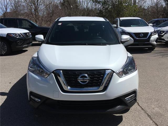 2019 Nissan Kicks SV (Stk: 19C007) in Stouffville - Image 1 of 5