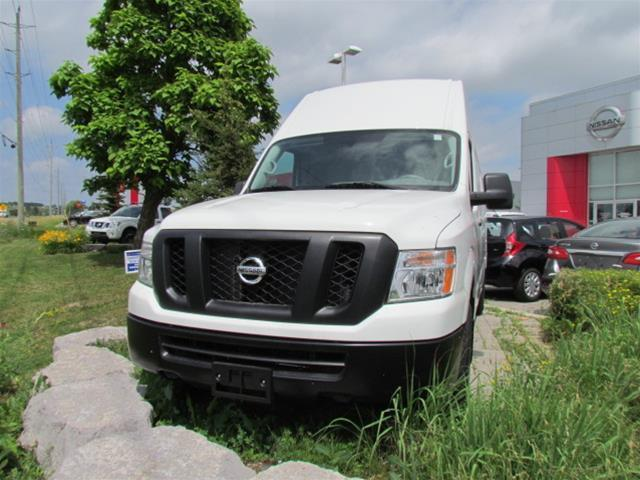 2019 Nissan NV Cargo NV2500 HD S V8 (Stk: 19NV009) in Stouffville - Image 1 of 5