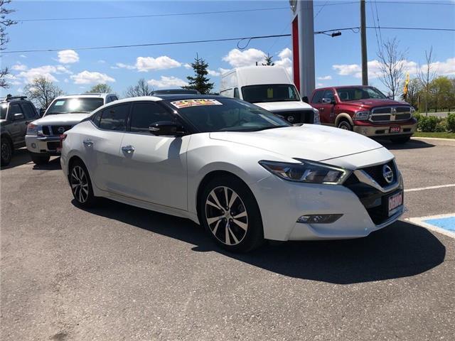 2018 Nissan Maxima Platinum - LEATHER, NAVIGATION, BOSE (Stk: 18U002) in Stouffville - Image 7 of 23
