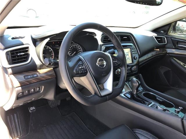 2018 Nissan Maxima Platinum - LEATHER, NAVIGATION, BOSE (Stk: 18U002) in Stouffville - Image 9 of 23