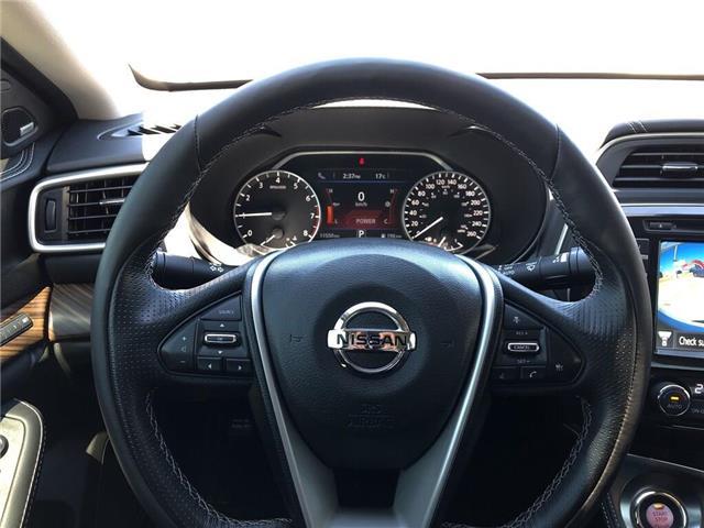 2018 Nissan Maxima Platinum - LEATHER, NAVIGATION, BOSE (Stk: 18U002) in Stouffville - Image 11 of 23