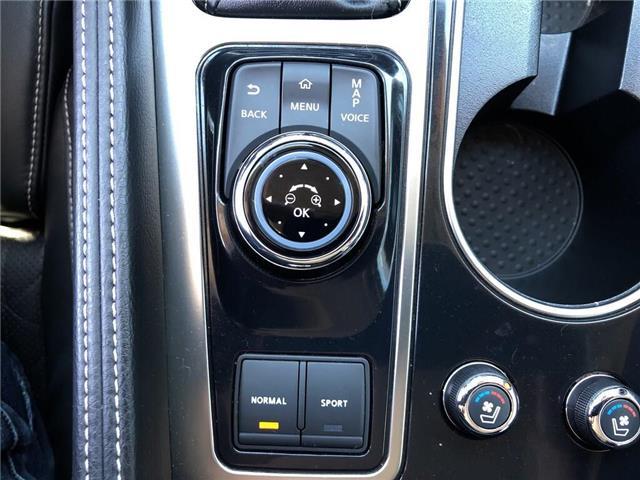 2018 Nissan Maxima Platinum - LEATHER, NAVIGATION, BOSE (Stk: 18U002) in Stouffville - Image 18 of 23