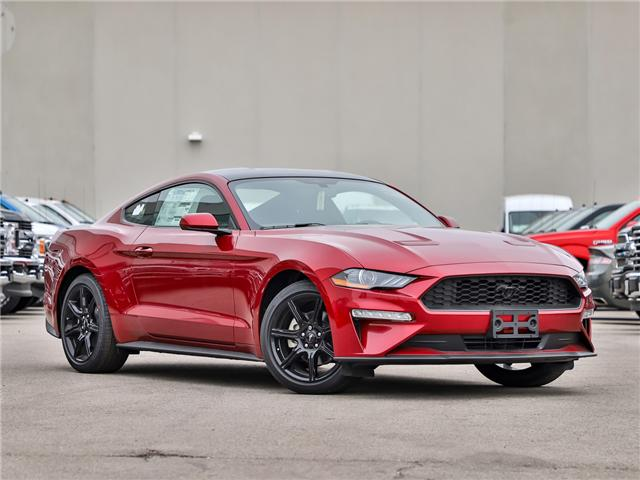 2019 Ford Mustang EcoBoost (Stk: 190343) in Hamilton - Image 1 of 26
