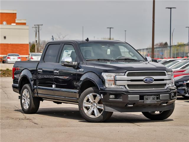 2019 Ford F-150 Platinum (Stk: 190222) in Hamilton - Image 1 of 23