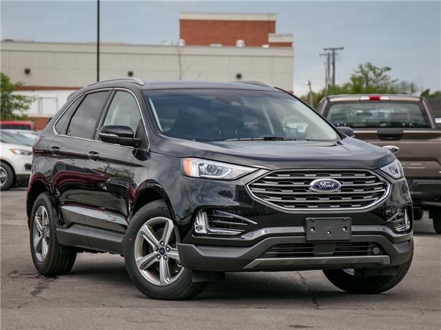 2019 Ford Edge SEL (Stk: 190091) in Hamilton - Image 1 of 27