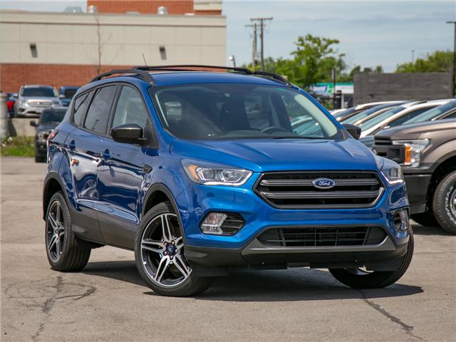 2019 Ford Escape SEL (Stk: 190203) in Hamilton - Image 1 of 29