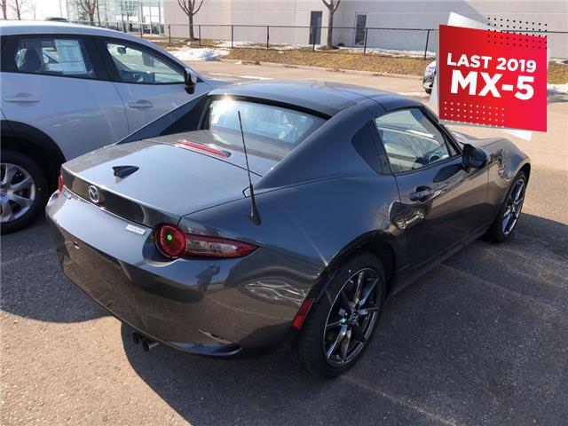 2019 Mazda MX-5 RF GT (Stk: 16552) in Oakville - Image 4 of 5