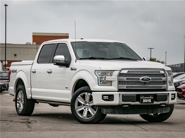 2015 Ford F-150 Platinum (Stk: 00H936) in Hamilton - Image 1 of 28