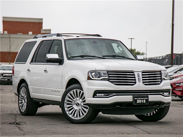 2015 Lincoln Navigator Base (Stk: A90151) in Hamilton - Image 1 of 29