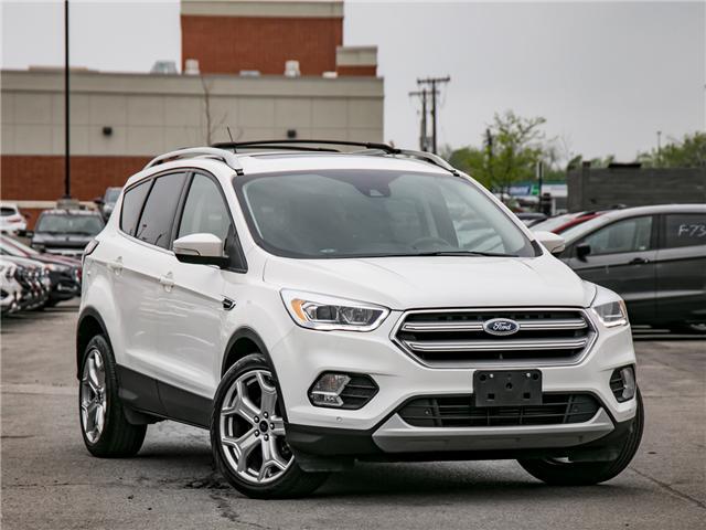 2017 Ford Escape Titanium (Stk: A90371) in Hamilton - Image 1 of 27