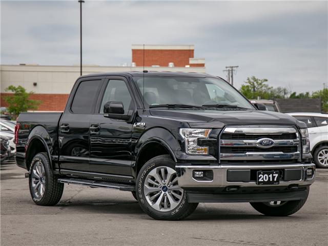 2017 Ford F-150 Lariat (Stk: 1HL158) in Hamilton - Image 1 of 29