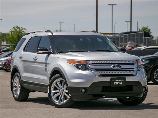2014 Ford Explorer XLT (Stk: A90401) in Hamilton - Image 1 of 27