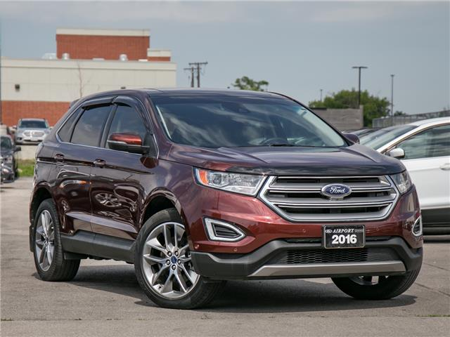 2016 Ford Edge Titanium (Stk: A80769) in Hamilton - Image 1 of 29