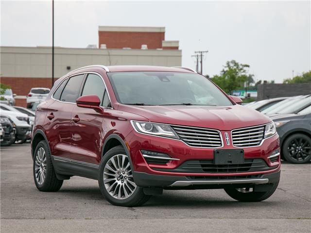 2017 Lincoln MKC Reserve (Stk: A90120X) in Hamilton - Image 1 of 30