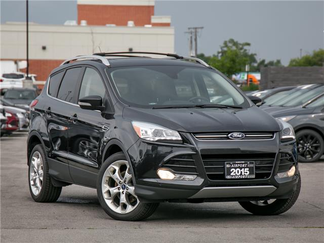 2015 Ford Escape Titanium (Stk: A90193) in Hamilton - Image 1 of 29