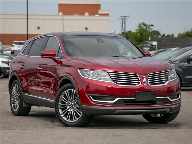 2016 Lincoln MKX Reserve (Stk: A90464) in Hamilton - Image 1 of 29