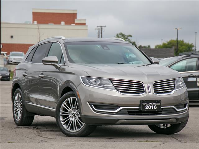 2016 Lincoln MKX Reserve (Stk: 1HL187) in Hamilton - Image 1 of 30