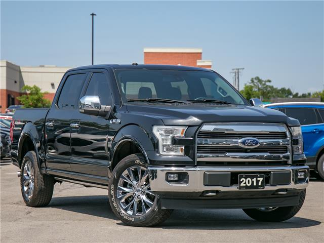 2017 Ford F-150 Lariat (Stk: 00H950) in Hamilton - Image 1 of 30