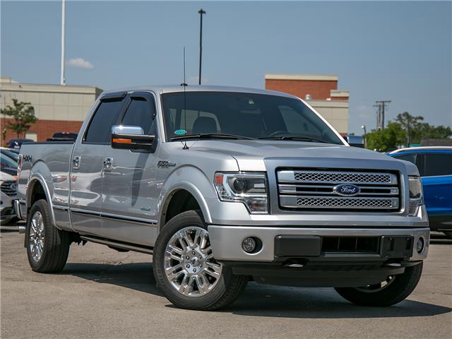 2014 Ford F-150 Platinum (Stk: A90138) in Hamilton - Image 1 of 30