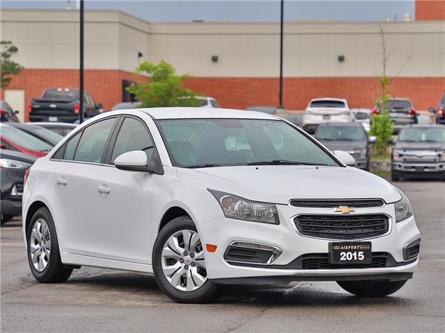 2015 Chevrolet Cruze 1LT (Stk: C90319) in Hamilton - Image 1 of 22