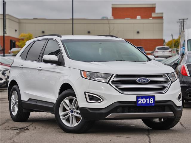 2018 Ford Edge SEL (Stk: 1HL219) in Hamilton - Image 1 of 23