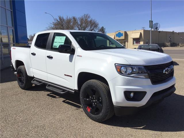 2019 Chevrolet Colorado LT (Stk: 202449) in Brooks - Image 1 of 21