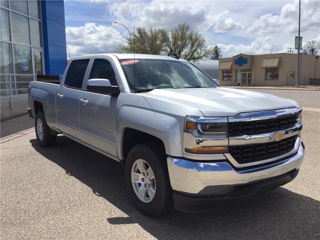 2018 Chevrolet Silverado 1500 1LT (Stk: 201948) in Brooks - Image 1 of 17
