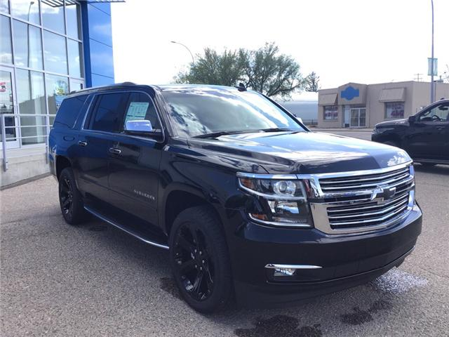 2019 Chevrolet Suburban Premier (Stk: 200889) in Brooks - Image 1 of 23