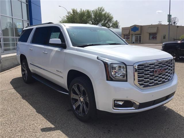 2019 GMC Yukon XL Denali (Stk: 201299) in Brooks - Image 1 of 27