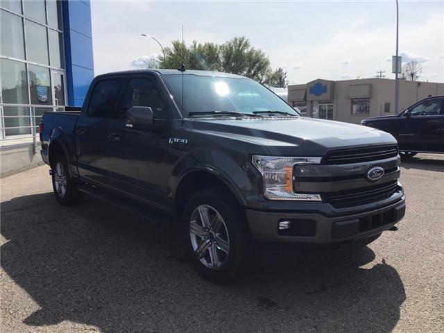 2018 Ford F-150 Lariat (Stk: 206016) in Brooks - Image 1 of 17
