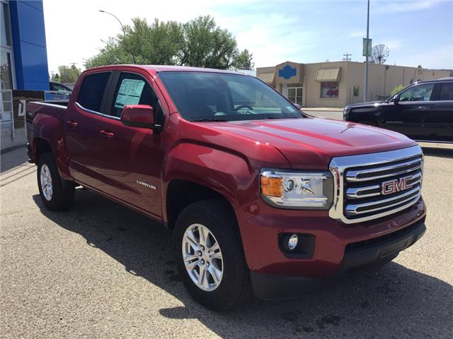 2019 GMC Canyon SLE (Stk: 201399) in Brooks - Image 1 of 20