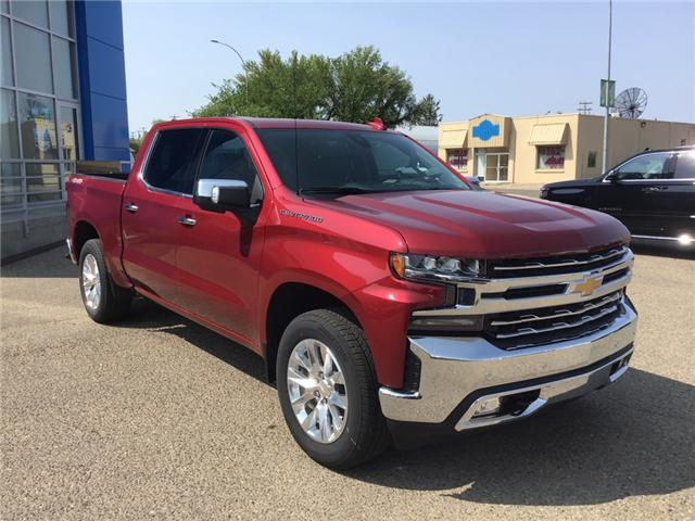 2019 Chevrolet Silverado 1500 LTZ (Stk: 198833) in Brooks - Image 1 of 27