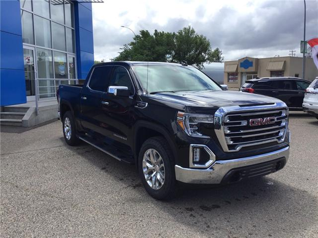 2019 GMC Sierra 1500 SLT (Stk: 201991) in Brooks - Image 1 of 21
