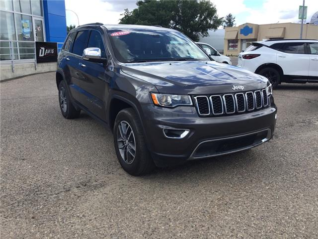 2018 Jeep Grand Cherokee Limited (Stk: 207334) in Brooks - Image 1 of 25