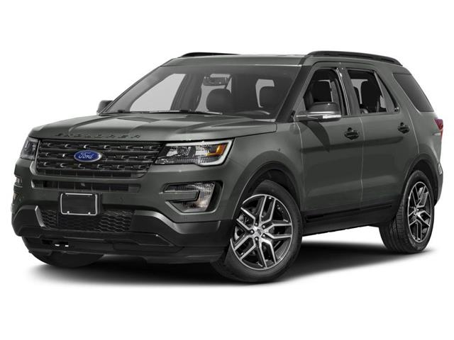 2017 Ford Explorer Sport (Stk: 207905) in Brooks - Image 1 of 9