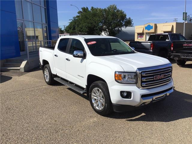 2017 GMC Canyon SLT (Stk: 188615) in Brooks - Image 1 of 19