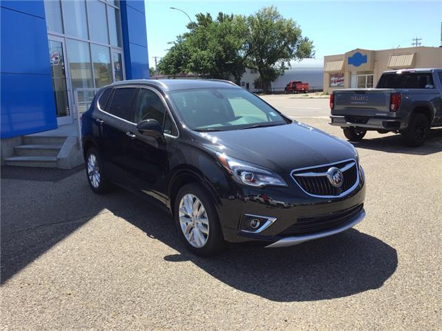 2019 Buick Envision Premium II (Stk: 204684) in Brooks - Image 1 of 23