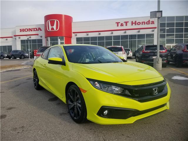 2019 Honda Civic Sport (Stk: 2190492) in Calgary - Image 1 of 6