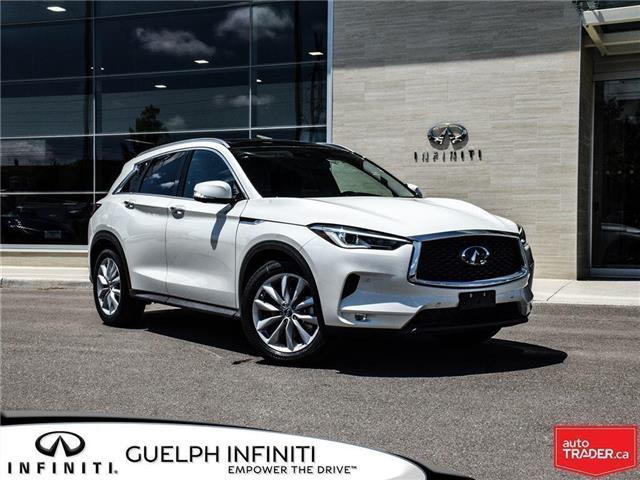 2019 Infiniti QX50 ESSENTIAL (Stk: I6668) in Guelph - Image 1 of 20